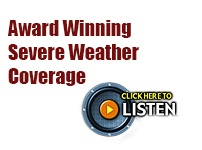 click for sample of award-winning severe weather coverage